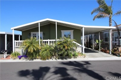 Huntington Beach Mobile Home For Sale: 21851 Newland Street