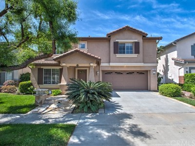 Irvine CA Single Family Home For Sale: $1,152,800