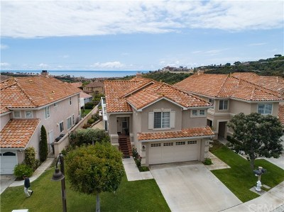 Dana Point Single Family Home For Sale: 15 Santa Lucia