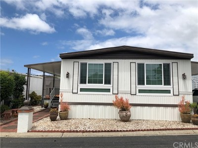 San Juan Capistrano Mobile Home For Sale: 32371 Alipaz Street