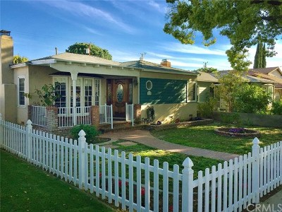 Single Family Home For Sale: 4114 W McFarlane Avenue