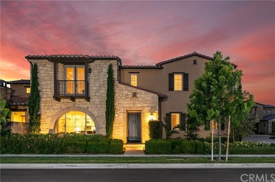 Irvine Single Family Home For Sale: 61 Sunset Cove