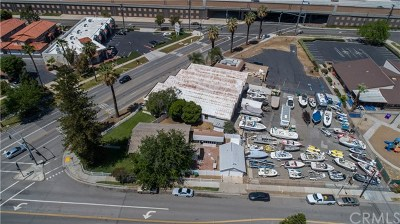 Corona Commercial For Sale: 229 W Grand Boulevard