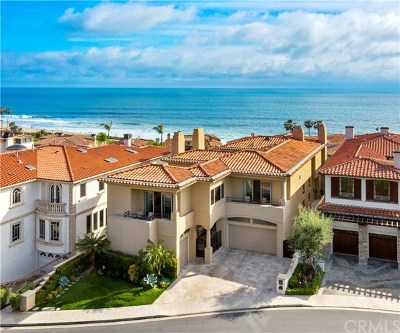 Dana Point Single Family Home For Sale: 30 Ritz Cove Drive