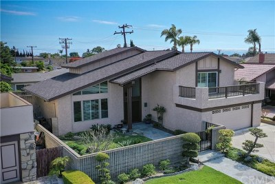 Huntington Beach Single Family Home For Sale: 6762 Glen Drive