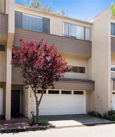 Huntington Beach Condo/Townhouse For Sale: 7706 Sagewood Drive