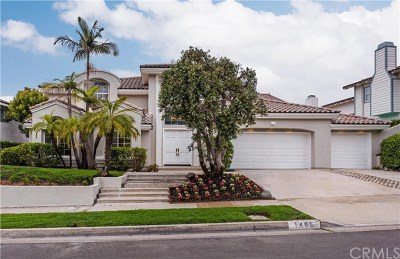 Irvine Single Family Home For Sale: 5406 Amalfi Drive