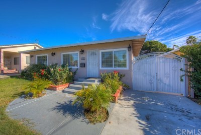 Buena Park Single Family Home For Sale: 5542 Kingman Avenue