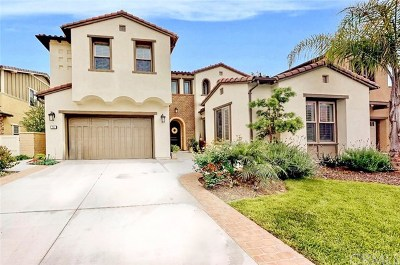 San Clemente Single Family Home Active Under Contract: 24 Via Paulina