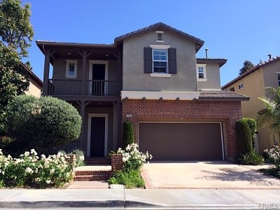 Tustin Single Family Home For Sale: 2565 Tea Leaf Lane