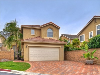 Huntington Beach Single Family Home For Sale: 18936 Ocean Park Lane