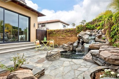 Corona del Mar CA Single Family Home For Sale: $2,195,000