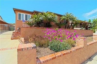 San Pedro CA Single Family Home For Sale: $770,000
