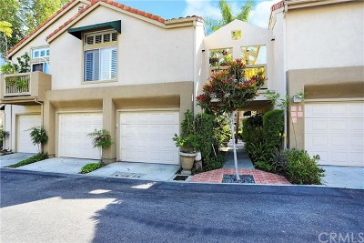 Laguna Niguel Condo/Townhouse For Sale: 13 Avalon