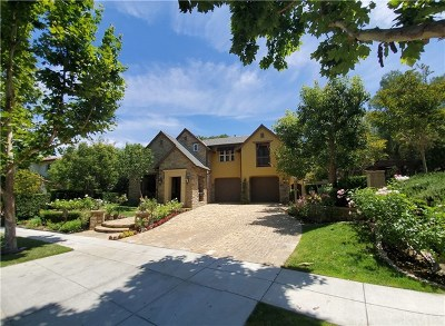 Ladera Ranch Single Family Home For Sale: 12 Basilica Place