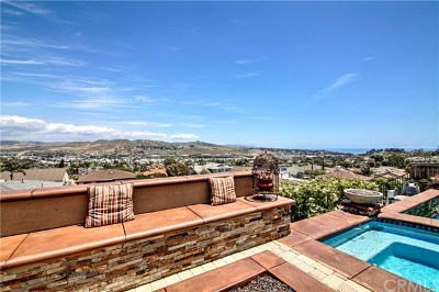 Dana Point Single Family Home For Sale: 33082 Mesa Vista Drive