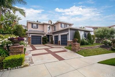 San Clemente Single Family Home Active Under Contract: 4802 Camino Costado