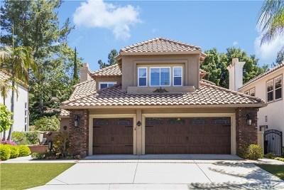 Rancho Santa Margarita Single Family Home For Sale: 18 Lawnridge