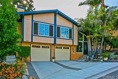 Dana Point Single Family Home For Sale: 34061 Zarzito Drive