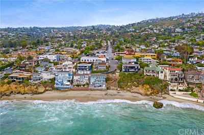 Laguna Beach Single Family Home For Sale: 154 Pearl Street
