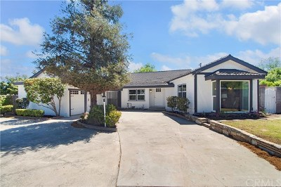 Pasadena Single Family Home For Sale: 3696 Yorkshire Road