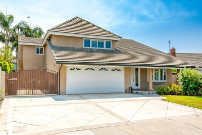 Huntington Beach Single Family Home For Sale: 17722 Falkirk Lane