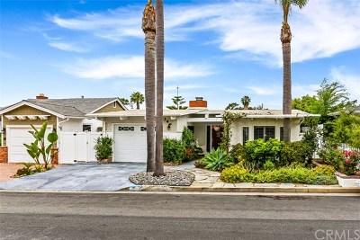 San Clemente Single Family Home For Sale: 160 W Avenida San Antonio