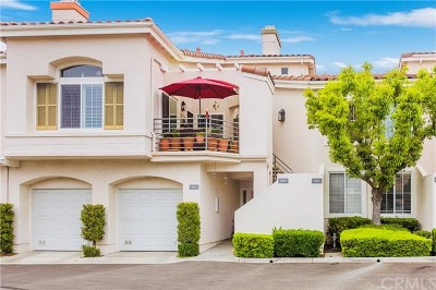 Laguna Niguel Condo/Townhouse For Sale: 28644 Via Valdez
