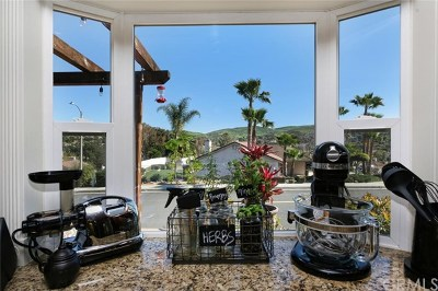 San Clemente Single Family Home Active Under Contract: 2921 Arreos