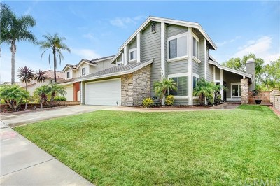 Mission Viejo Single Family Home For Sale: 27231 Monforte