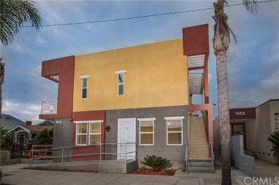 Gardena Multi Family Home For Sale: 1147 W Gardena Boulevard