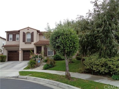 San Clemente CA Single Family Home For Sale: $825,000