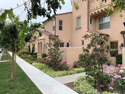 Irvine Condo/Townhouse For Sale: 67 Bronze Leaf