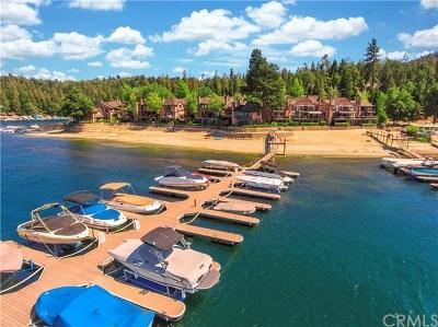 Lake Arrowhead CA Condo/Townhouse For Sale: $599,000