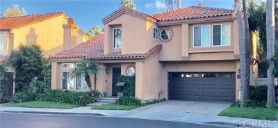 Newport Beach Single Family Home For Sale: 3051 Corte Marin