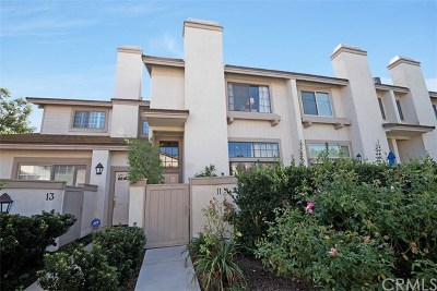 Irvine Condo/Townhouse For Sale: 11 Morningside