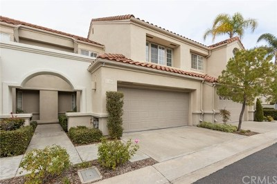 Mission Viejo Condo/Townhouse For Sale: 27659 Rubidoux