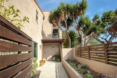 Newport Beach Single Family Home For Sale: 470 Vista Trucha