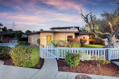 Costa Mesa Single Family Home For Auction: 398 Flower Street