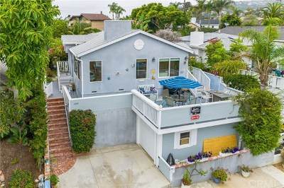 San Clemente Single Family Home For Sale: 150 W Avenida Junipero