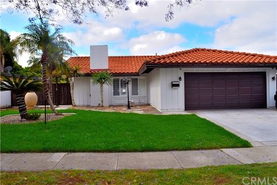 Santa Ana Single Family Home For Sale: 906 W Orange Road