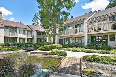 Orange County Condo/Townhouse For Sale: 10550 Lakeside Drive N #H