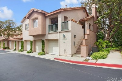 Rancho Santa Margarita Condo/Townhouse For Sale: 19 Baya