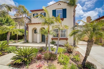 San Clemente Single Family Home For Sale: 9 Via Santander