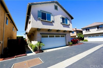 Sylmar Single Family Home For Sale: 12600 San Fernando Road #101