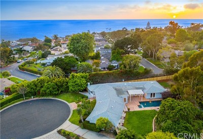 Dana Point Single Family Home For Sale: 214 Monarch Bay Drive