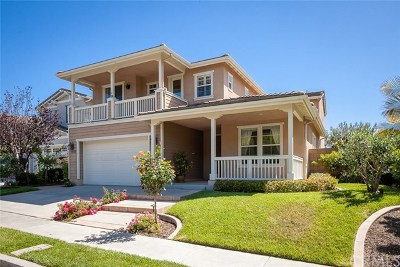 San Clemente Single Family Home Active Under Contract: 1512 Camino Reservado