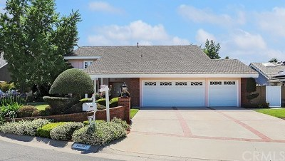 Villa Park CA Single Family Home For Sale: $1,375,000