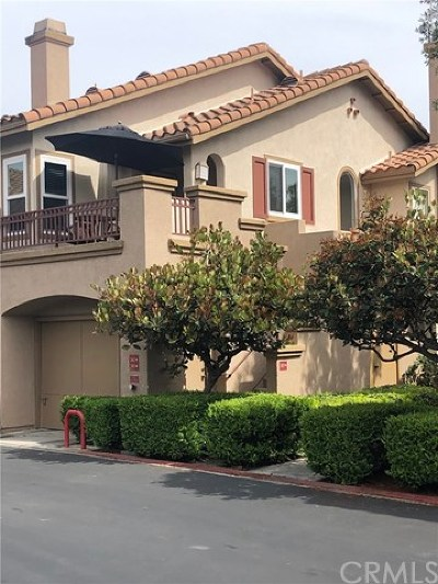 Mission Viejo Condo/Townhouse For Sale: 243 California Court