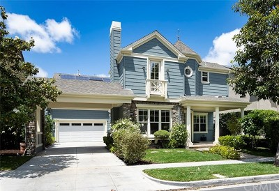 Ladera Ranch Single Family Home For Sale: 10 Ranunculus Street